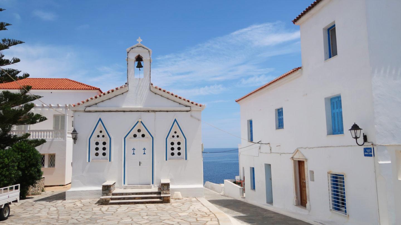 <SEA>KRAJOBRAZ, HISTORIA & ARCHITEKTURA | ANDROS</SEA>