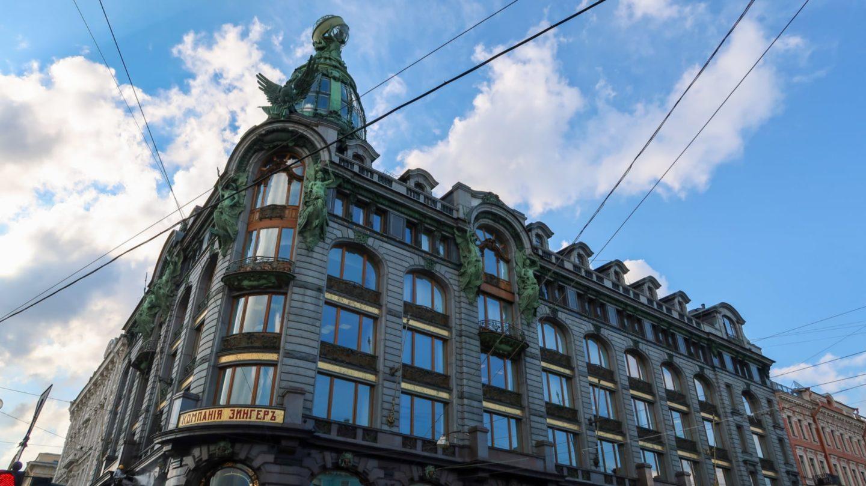 Lifestyle & restauracje | Petersburg