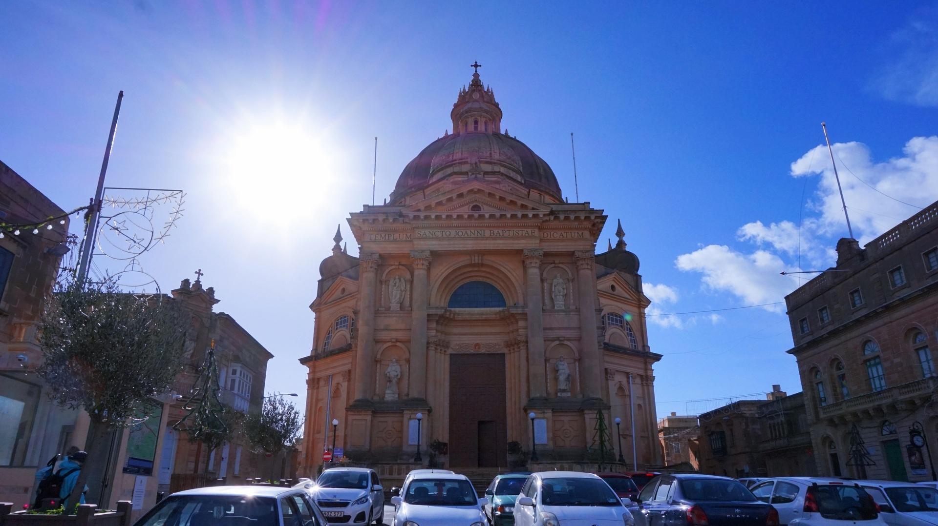 sway the way malta gozo church 2