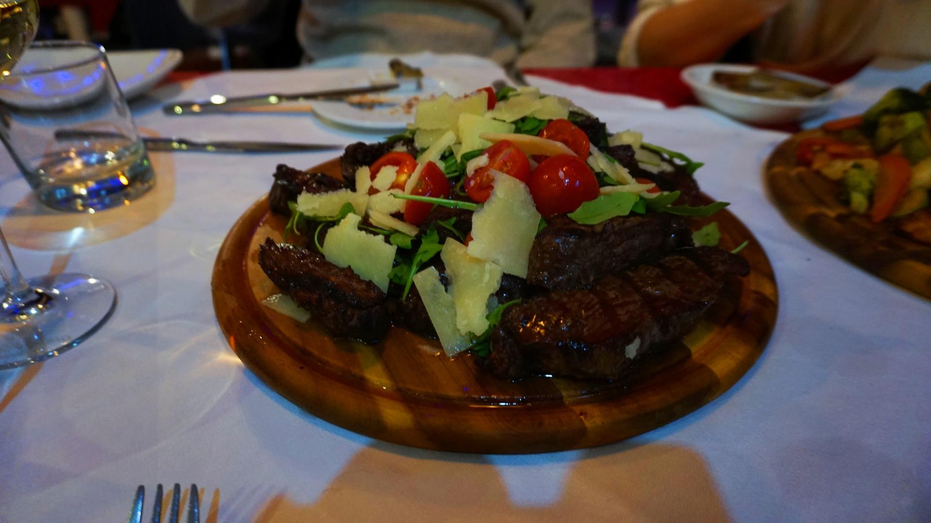 sway the way malta paulus restaurant grilled beef 1