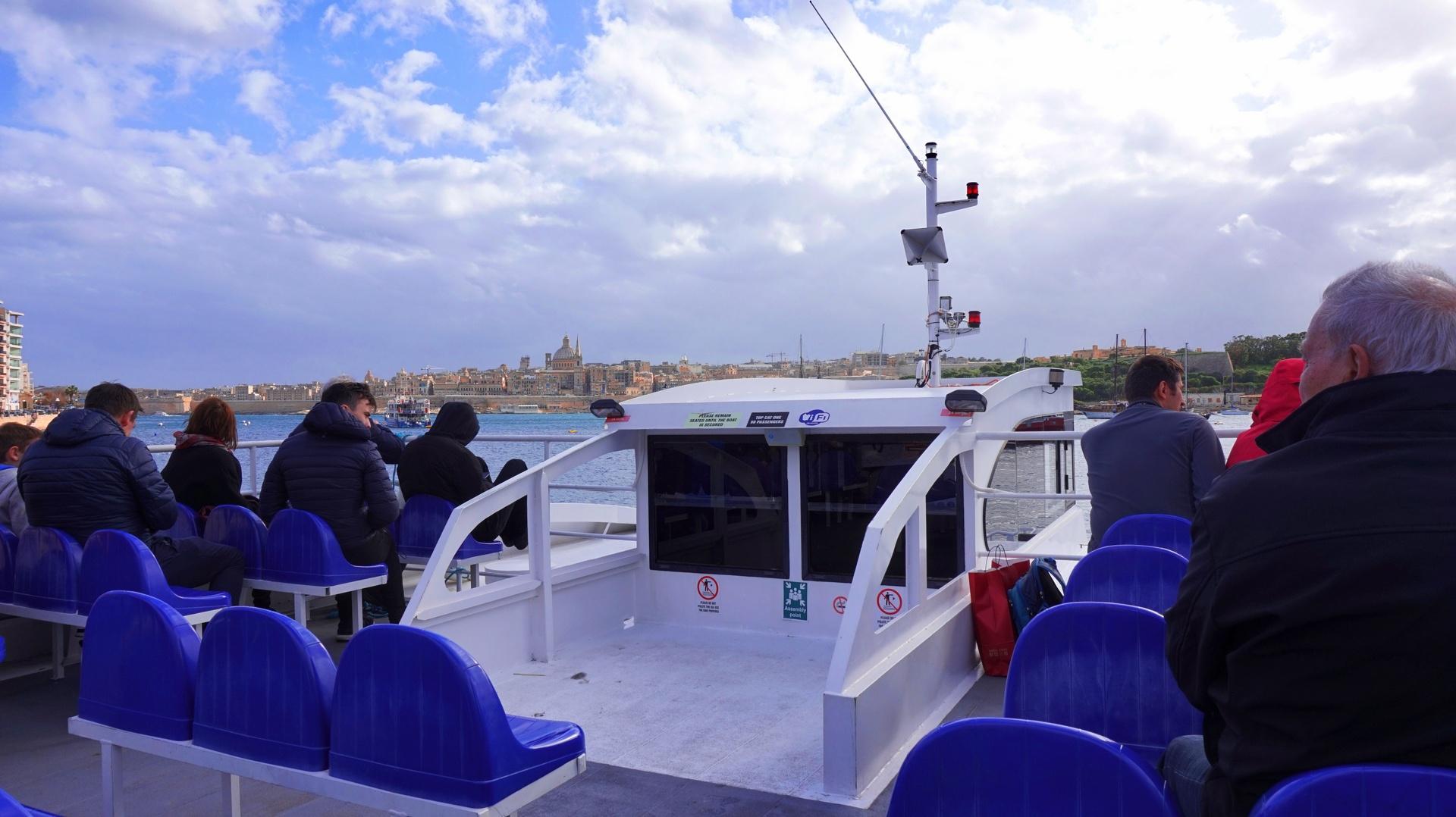 sway the way malta valletta ferry