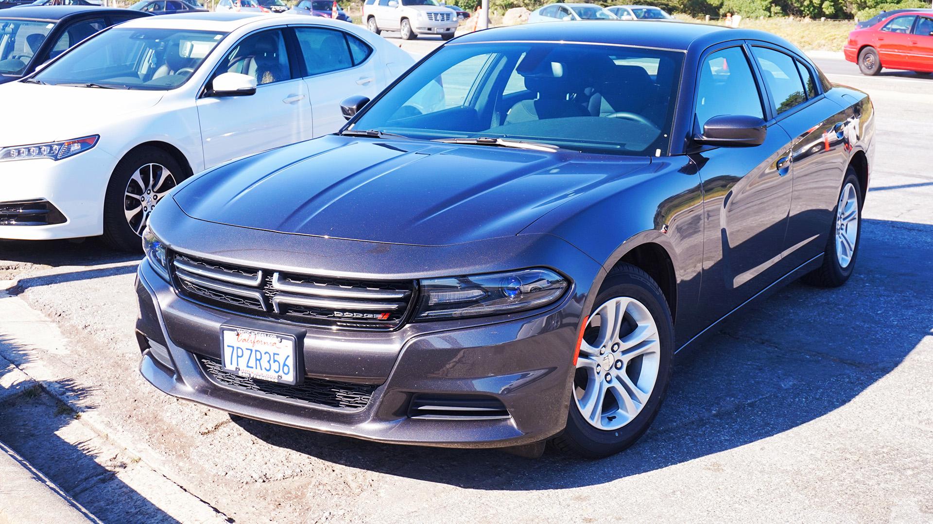 Nasz Dodge Charger wypożyczony w USA | Sway the way