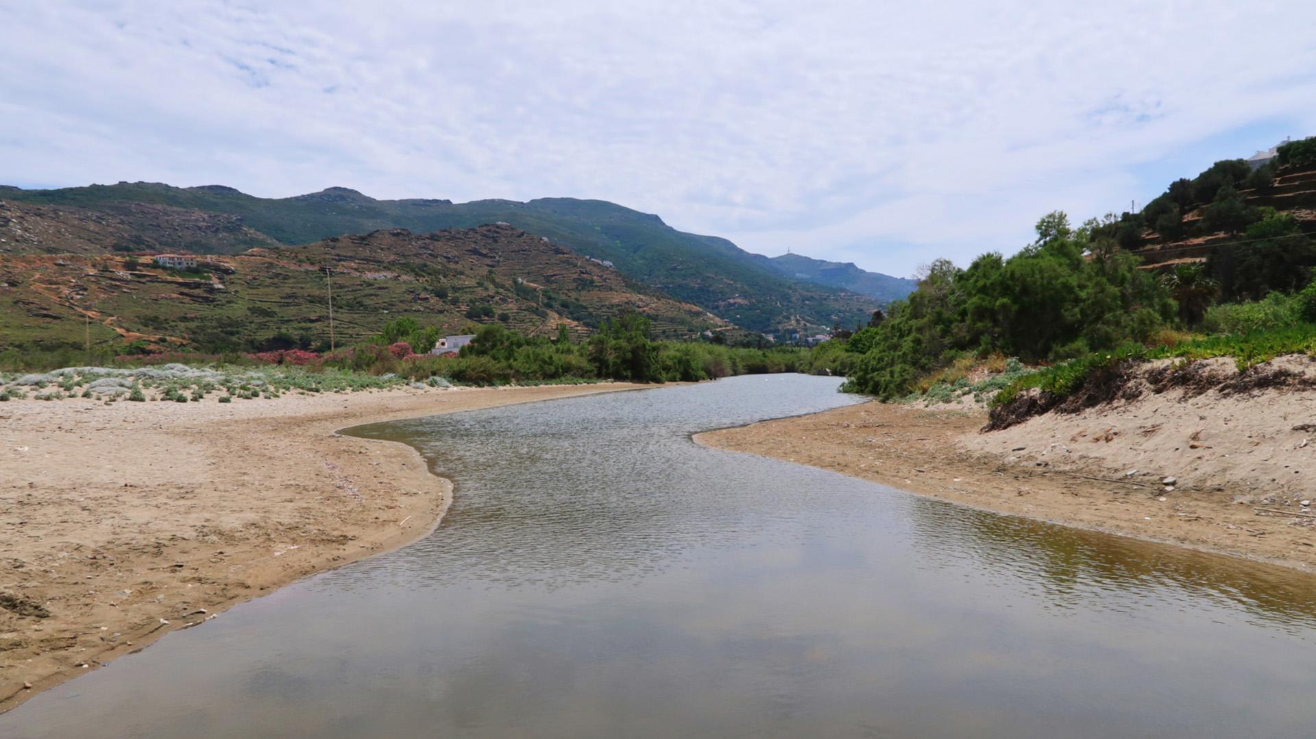 Sway the way andros chora river1