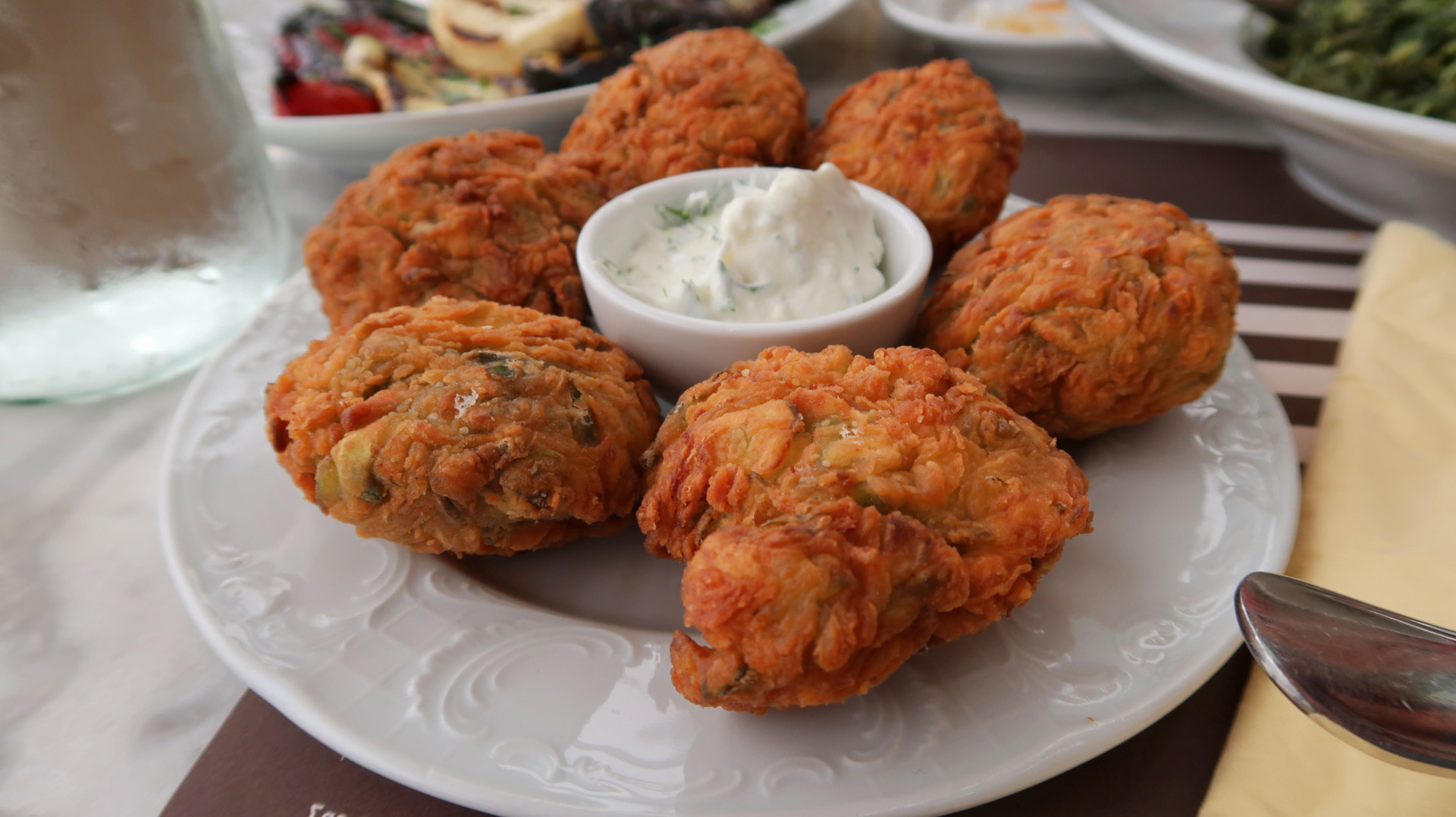 Sway the way andros zucchini croquettes1