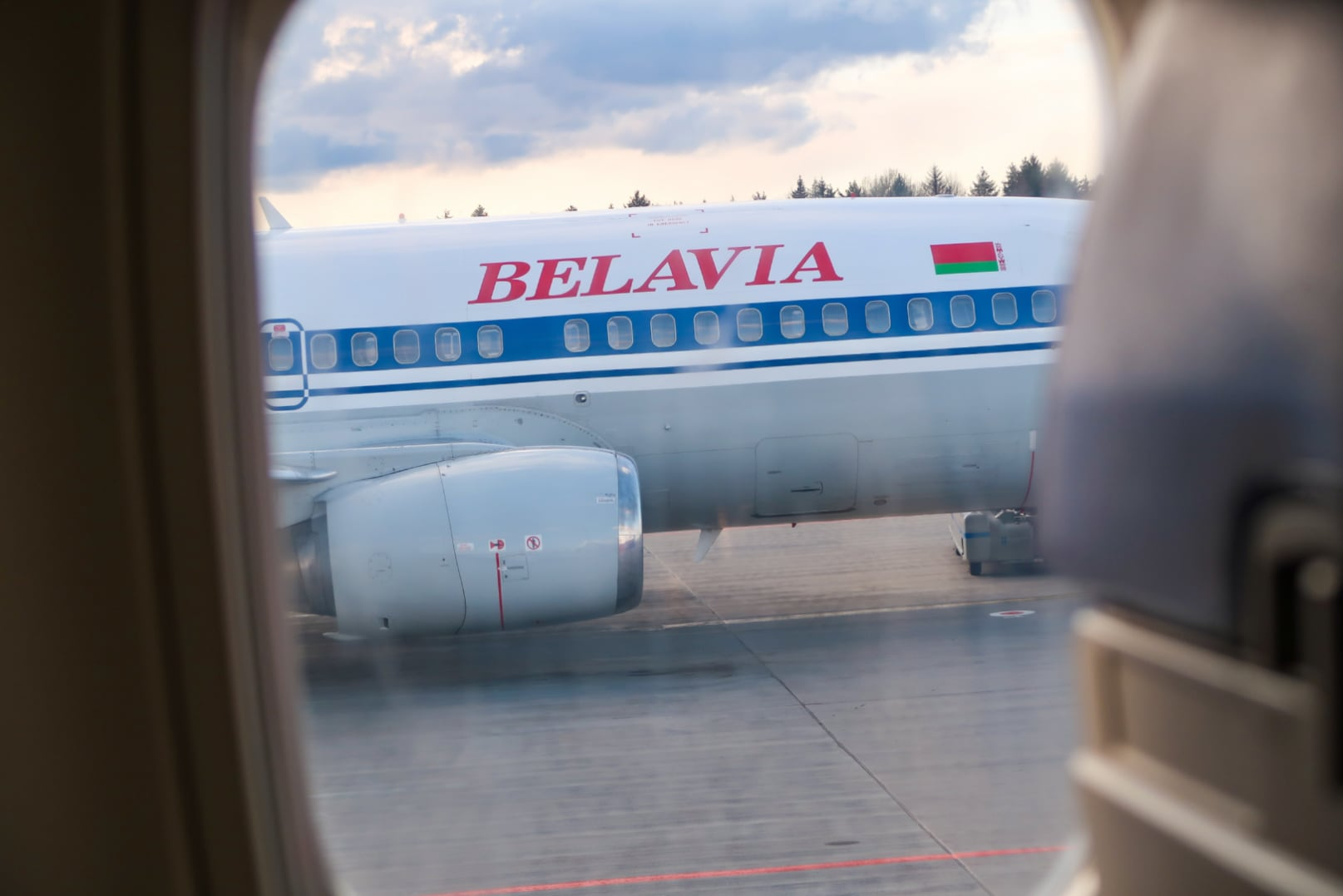 Sway the way petersburg belavia