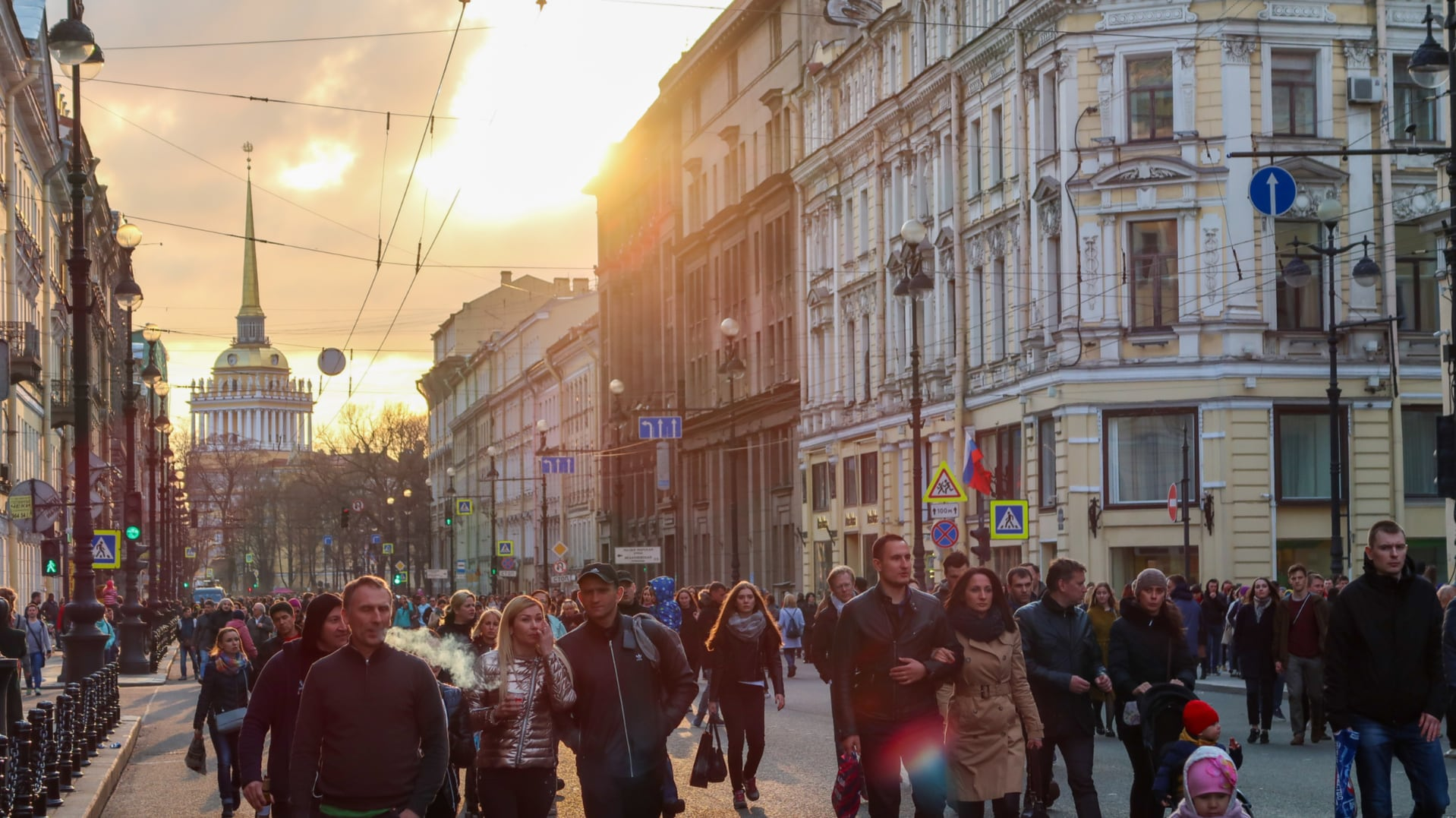 Sway the way st petersburg nevsky prospiekt