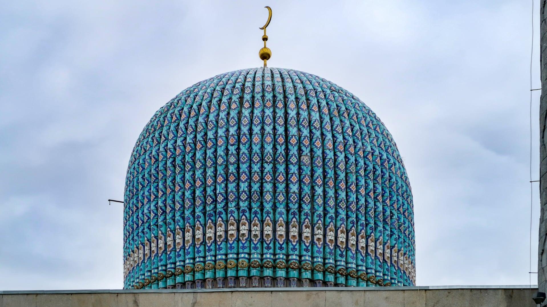 Sway the way petersburg meczet1