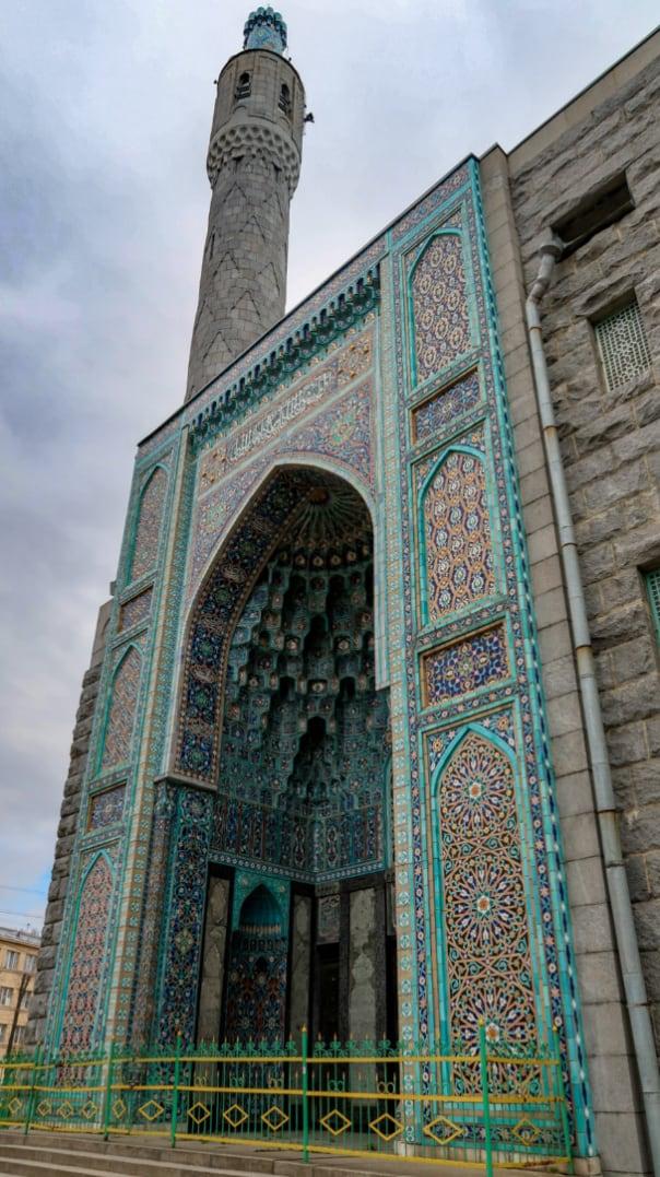 Sway the way petersburg meczet2