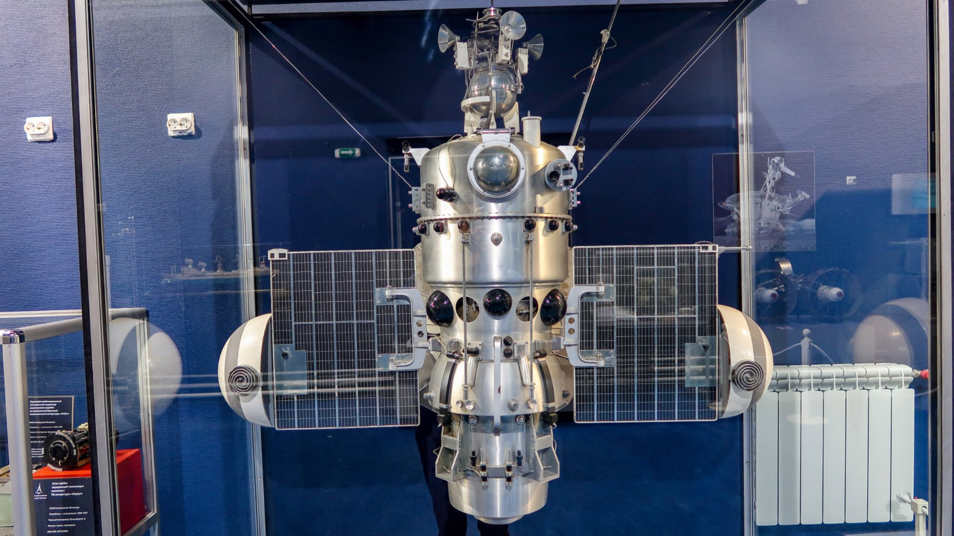 Sway the way petersburg wyspa zajęcza muzeum kosmonautyki8