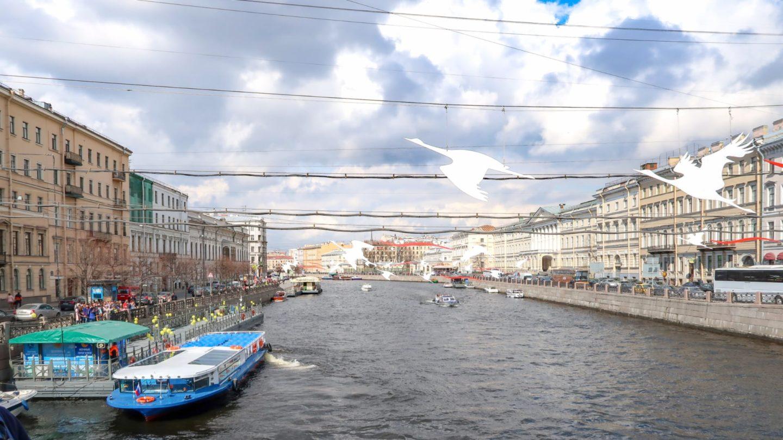 Sway the way st petersburg Anichkov most 3 1 1