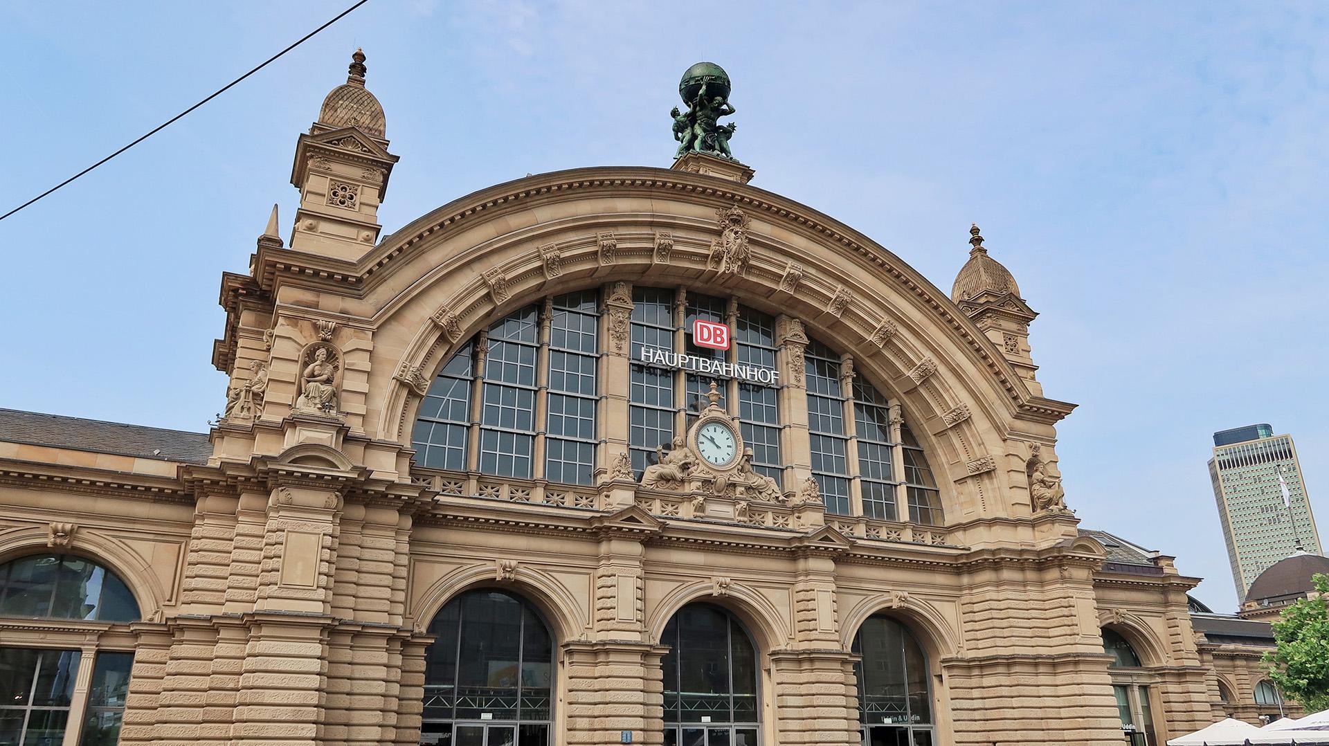 sway the way frankfurt dworzec hauptbahnhof