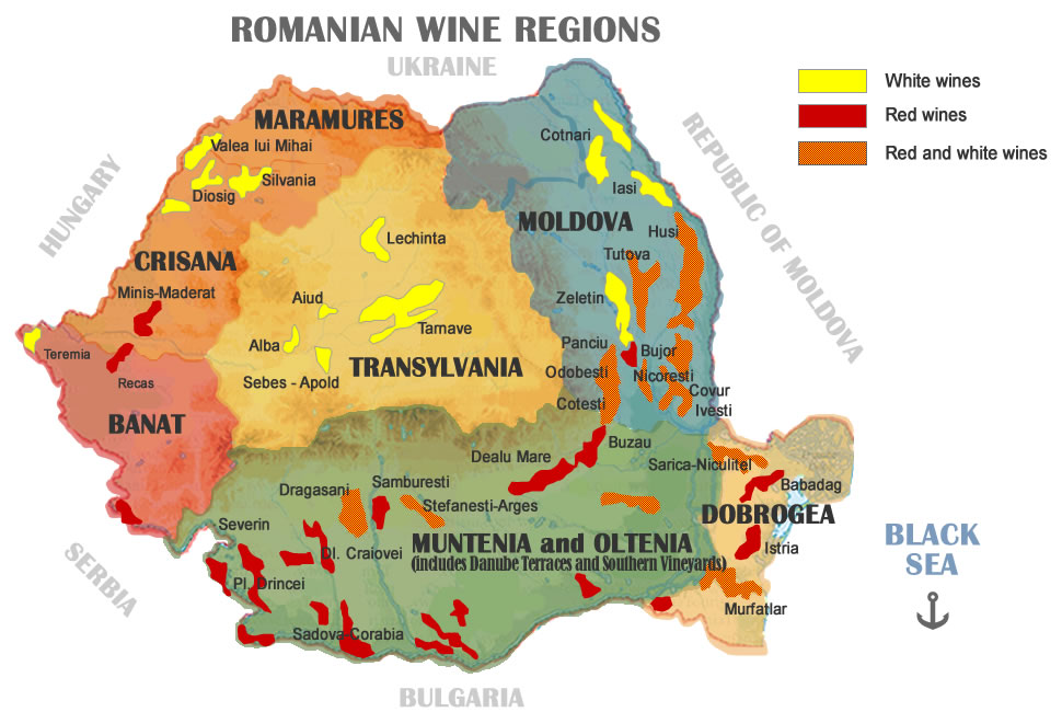 rumunia regiony
