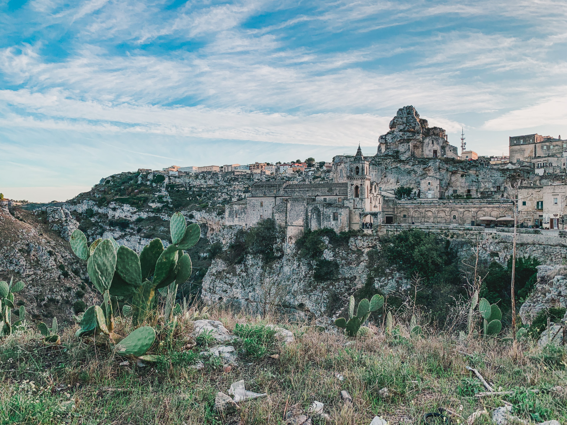 Matera | Sway the way