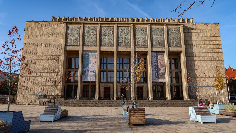 sway the way krakow muzeum narodowe 1