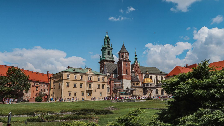 Top atrakcje Kraków Wawel